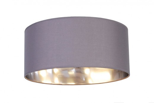 Andrea Silver-Gray mennyezeti lámpa