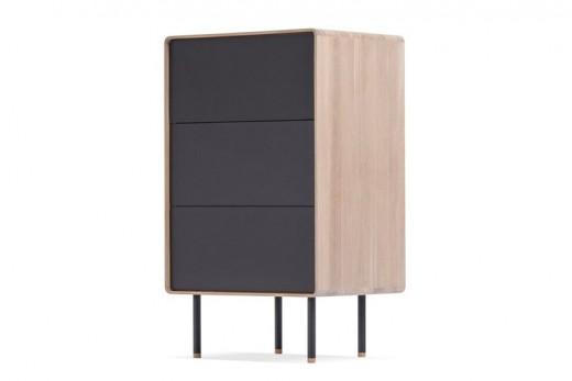 Gazzda Fina fiókos szekrény