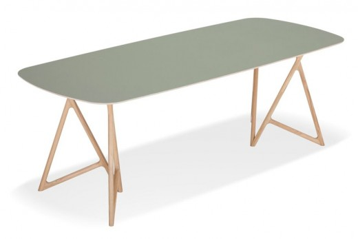 Gazzda Koza asztal linóleum - 4 méretben
