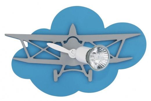 Plane gyereklámpa