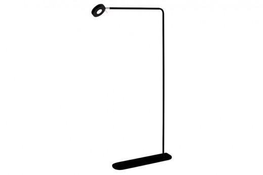 Amplex Saito Black LED állólámpa