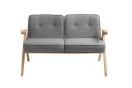 CustomForm Vinc 2 személyes kanapé